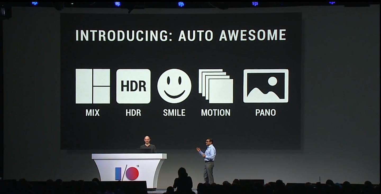 Auto Awesome mejora las herramientas para editar fotografías y vídeos en Google+.