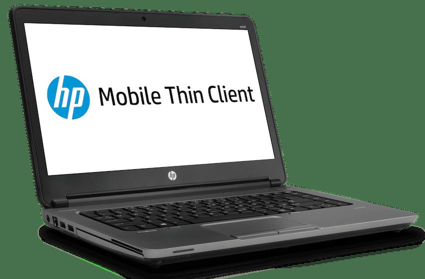 HP MT41 Thin Client.