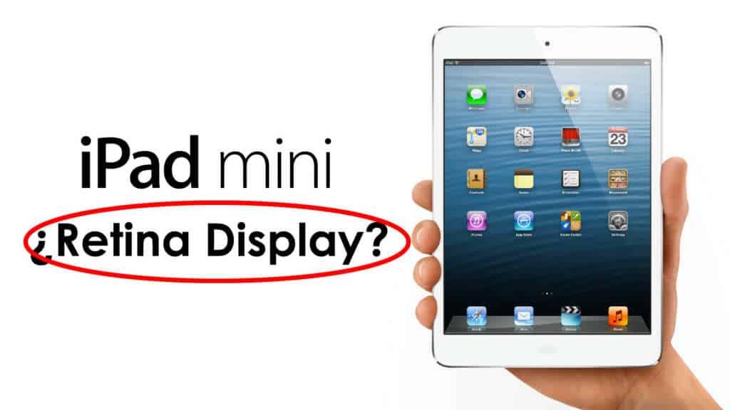 Apple iPad Mini Retina Display
