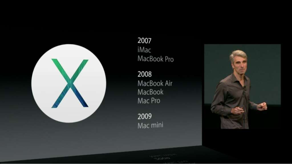 OS X 10.9 Mavericks estará disponible hoy.