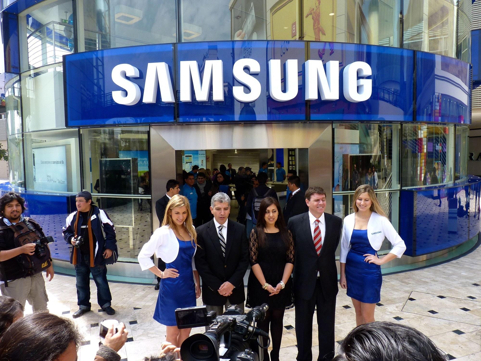 Samsung ingresó  USD$9.600 millones en el trimestre julio-septiembre