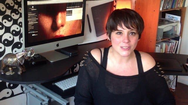 La artista digital, Natalia Taffarel, será la protagonista en este webinar.