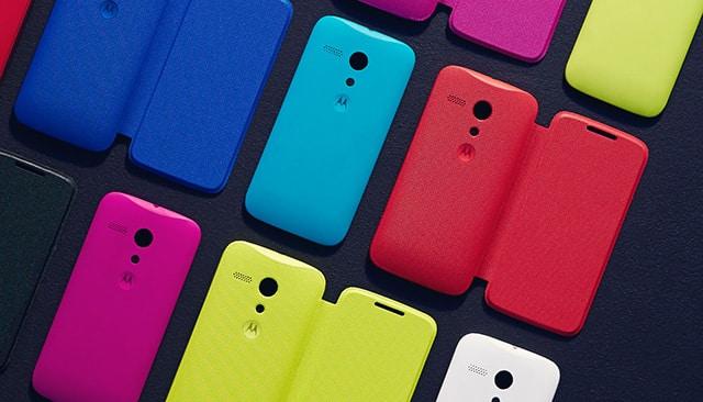 El Moto G es el segundo smartphone nacido de la asociación Google - Motorola.