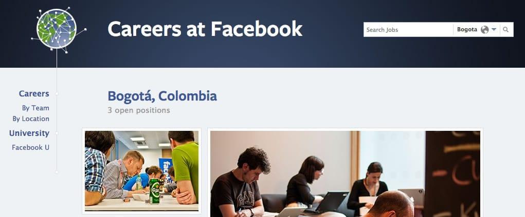 Puedes aplicar al trabajo desde la misma Web con ofertas de Colombia.