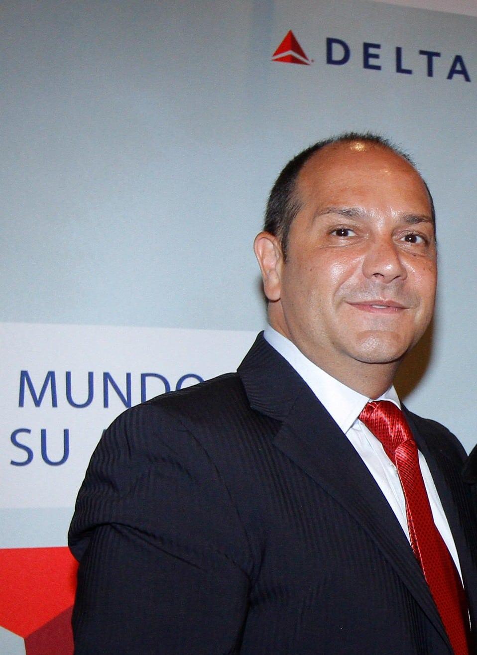 Marcelo Costa, Delta Airlines.