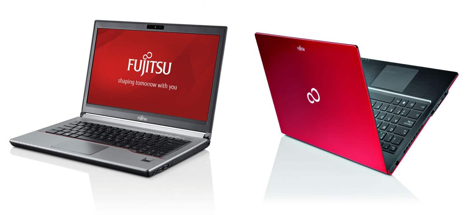 Fujitsu Lifebook U772 y E743