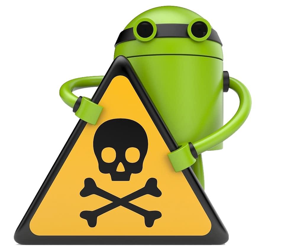 La mayor parte de las aplicaciones de Android fueron intervenidas por hackers.