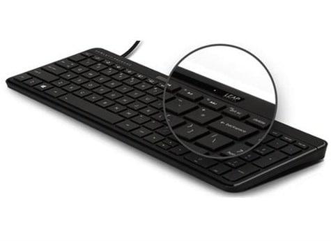 HP USB Leap Motion Keyboard es el primer teclado que registra los movimientos del usuario.