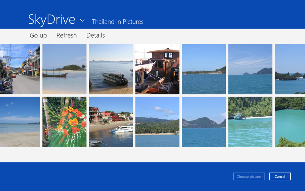 Microsoft regaló 20 GB en SkyDrive a clientes de Windows Phone.