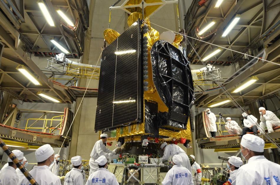 TKSAT-I fue lanzado el 20 de diciembre.