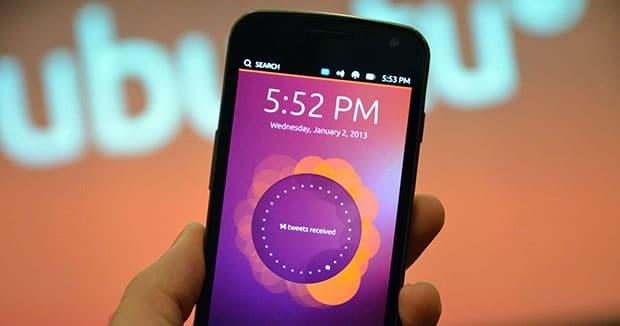 Canonical espera que en 2014 pueda presentar su propio equipo con Ubuntu Touch OS.