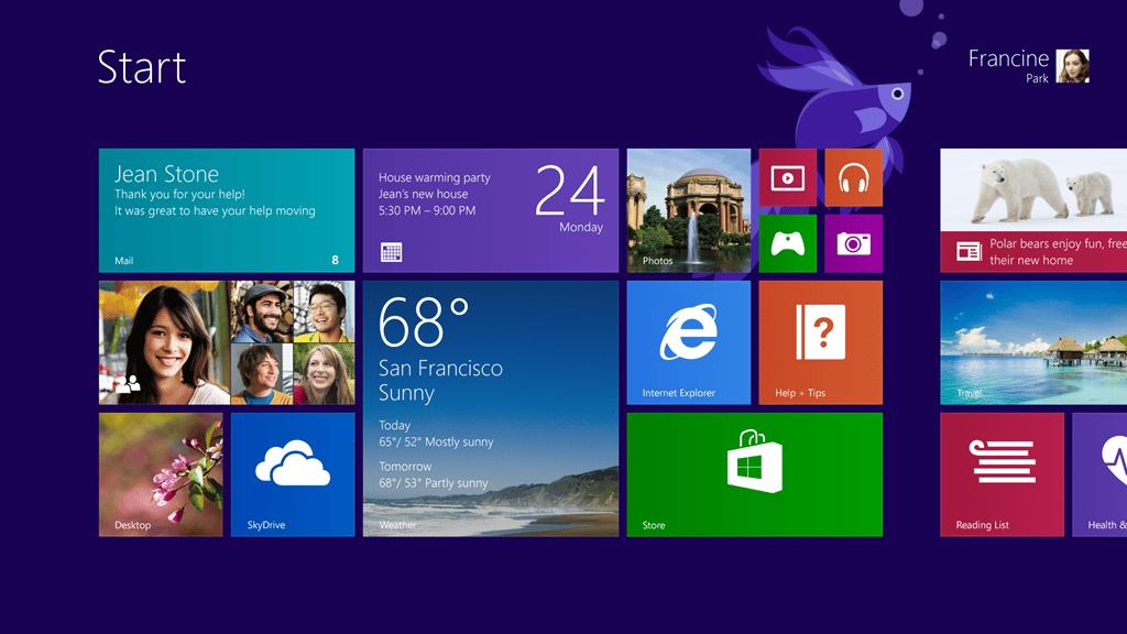 Threshold es el nombre de la próxima actualización de Windows 8.1.