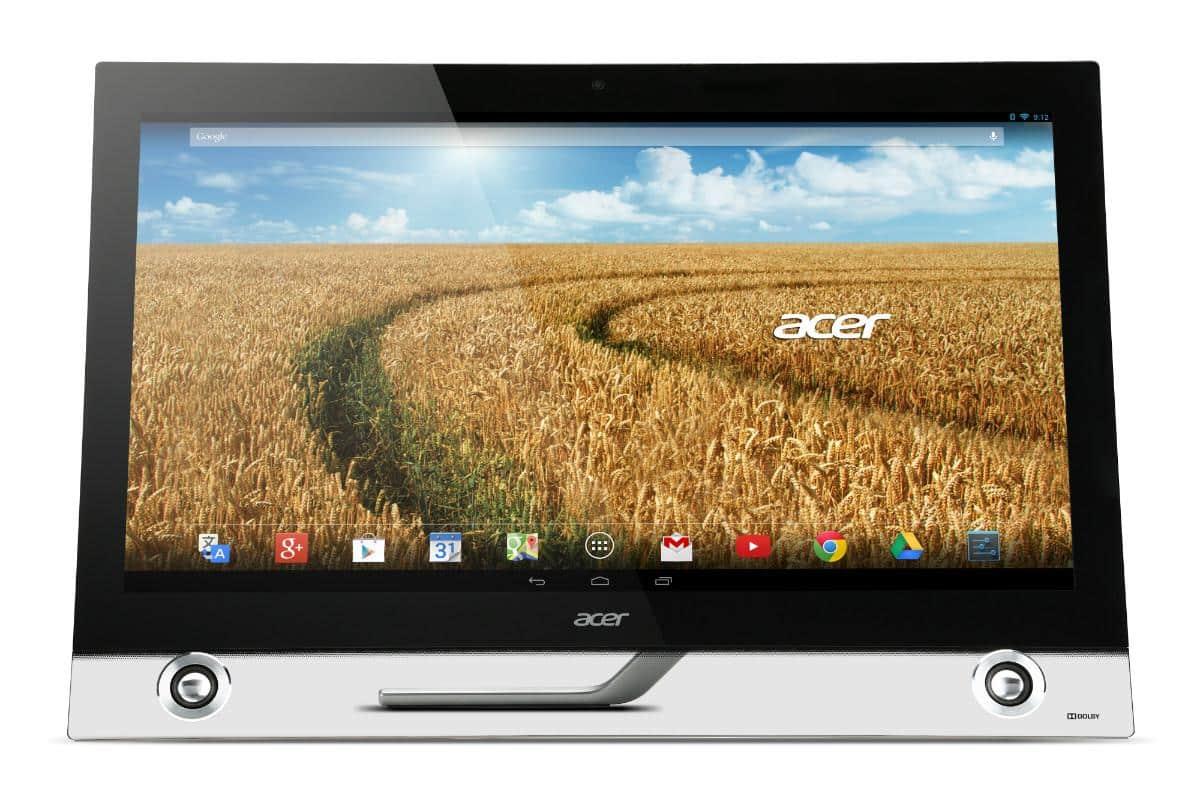 El Acer TA272 HUL debutará en la CES 2014, para luego hacer su aparición en el mercado.