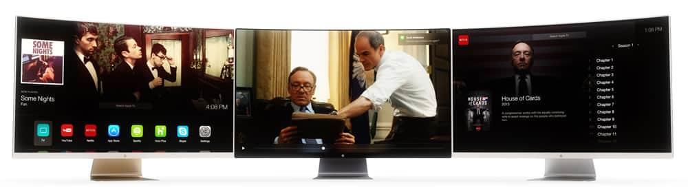 TV CURVA - La pregunta es: ¿tendrías un televisor dorado?