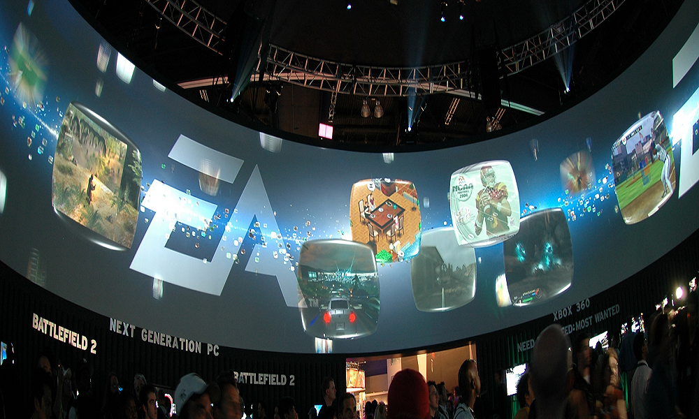 Electronic Arts perdió 308 millones de dólares el último trimestre.