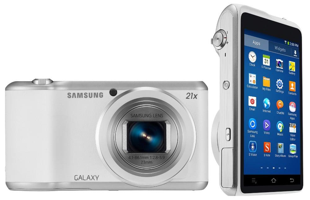 Samsung anunció la Galaxy Camera 2, que no presenta grandes cambios en relación a su primera versión.