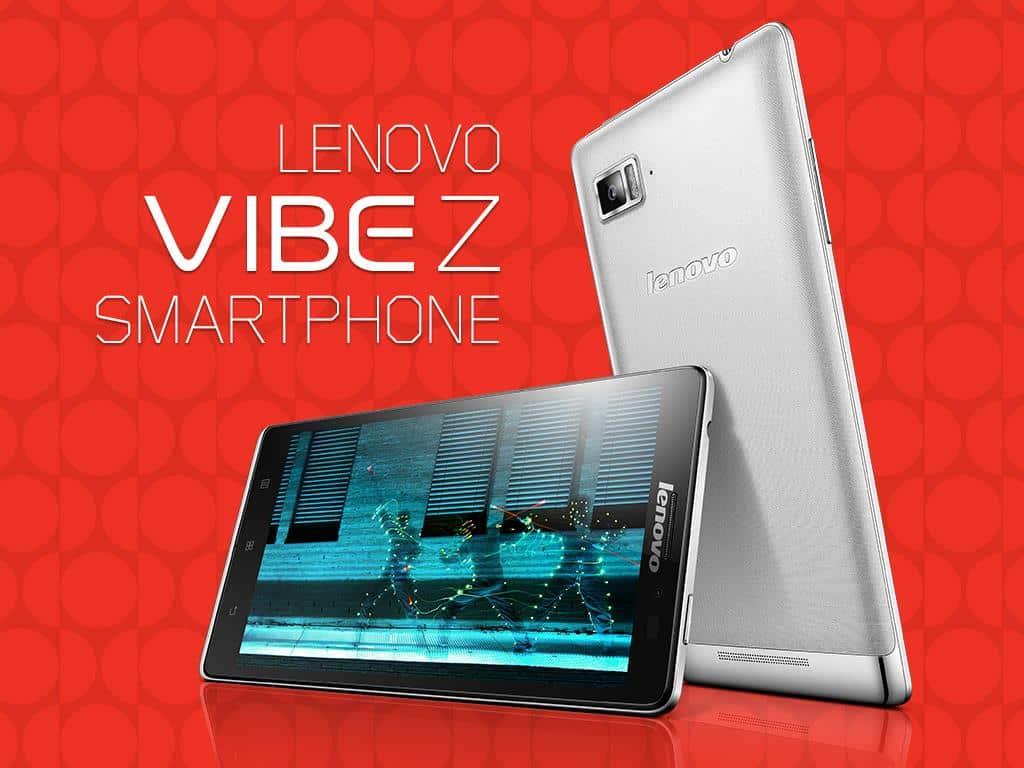 Lenovo Vibe Z (comp)