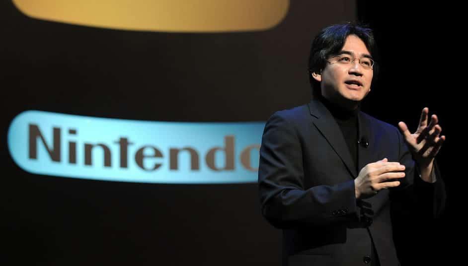 Wii U - Satoru Iwata, Presidente de Nintendo.