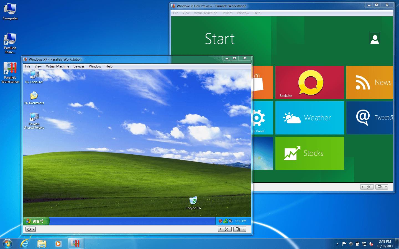 Las distintas versiones de Windows están presente en un 86% de los computadores de todo el mundo.