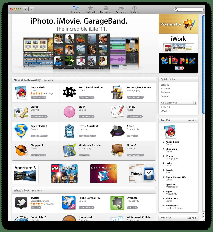 App Store tuvo en 2013 su año más exitoso en términos económicos.