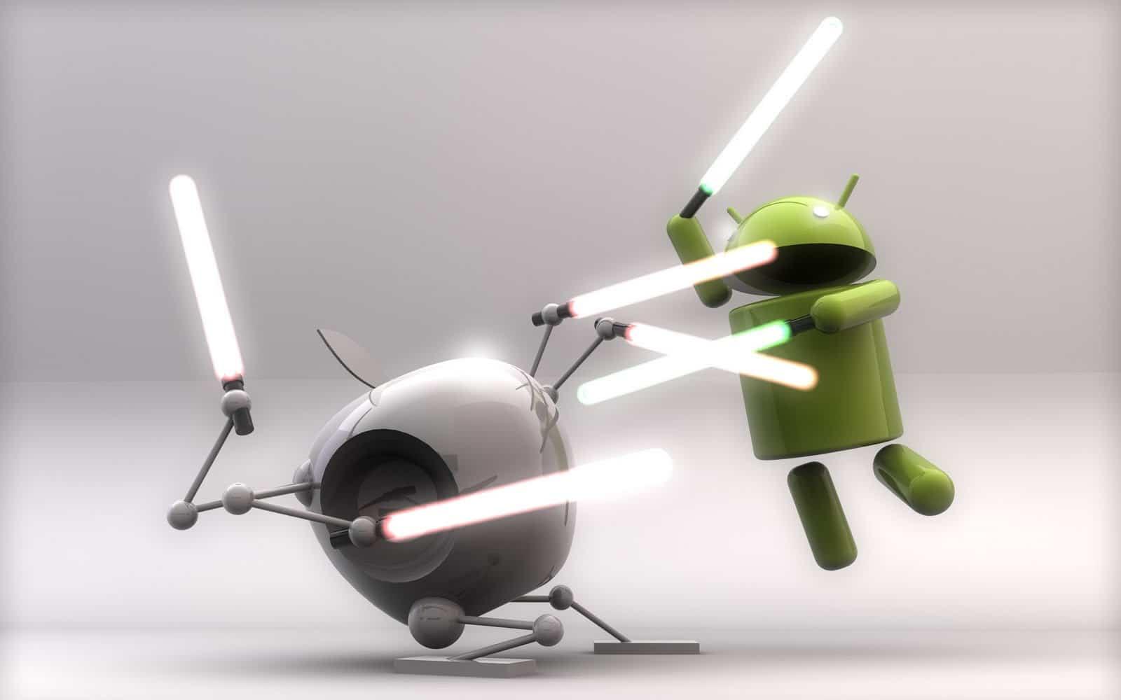 Android es el sistema operativo que ocupan los usuarios para acceder a datos móviles, le sigue iOS.