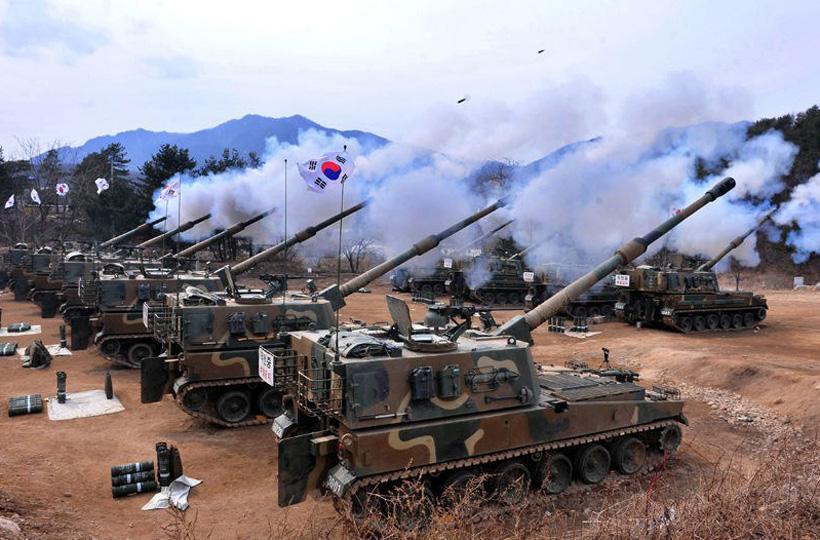 Samsung capacitará con cursos de ingeniería a soldados del ejercito de Corea del Sur.