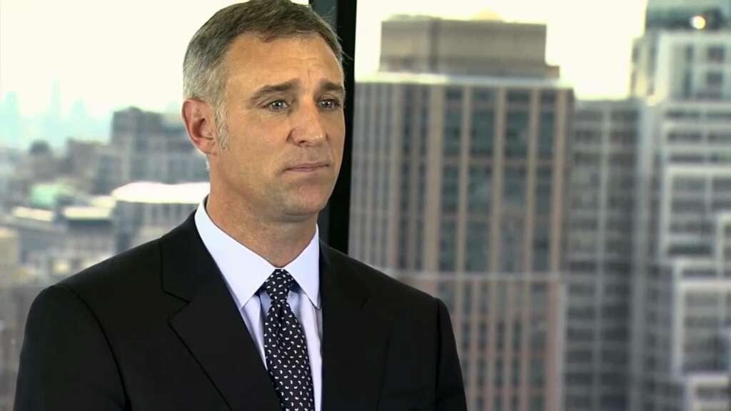 Eric Johnson fue nombrado nuevo jefe de ventas globales de Blackberry. Él ya trabajó con el actual CEO de la compañía en otras empresas.