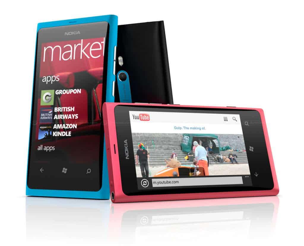 El balance financiero de Nokia demostró una disminución en la venta de equipos Lumia.
