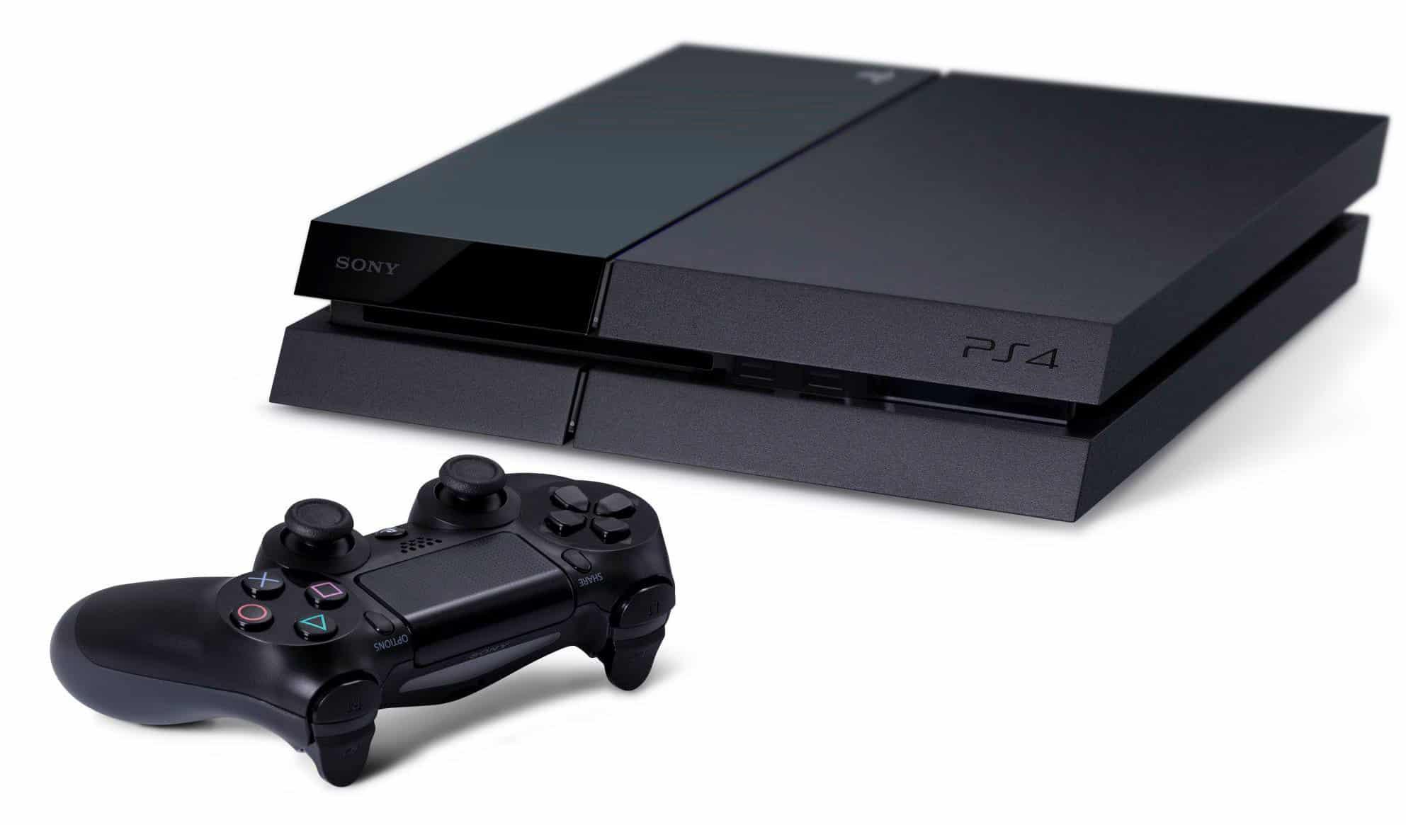 La PlayStation 4 vendió entre noviembre y el 28 de diciembre 4,2 millones de consolas.