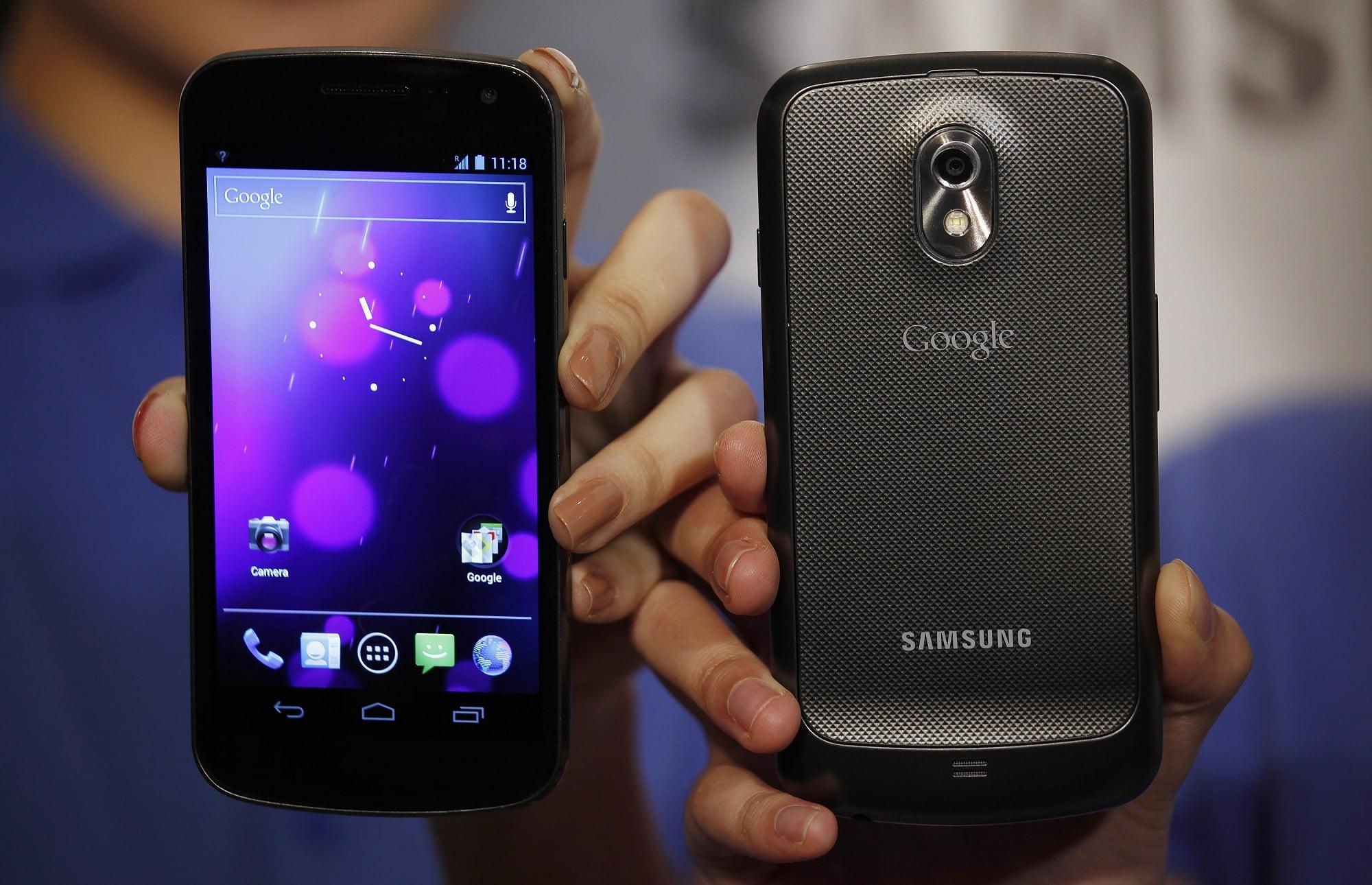 Samsung y Google firmaron acuerdo de cooperación de patentes por 10 años.