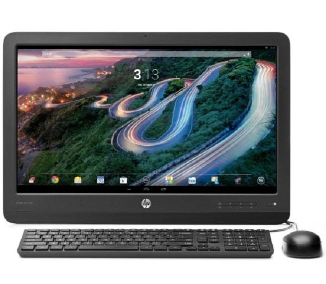 El HP Slate 21 Pro es un All in One de US$399 con sistema operativo Android.
