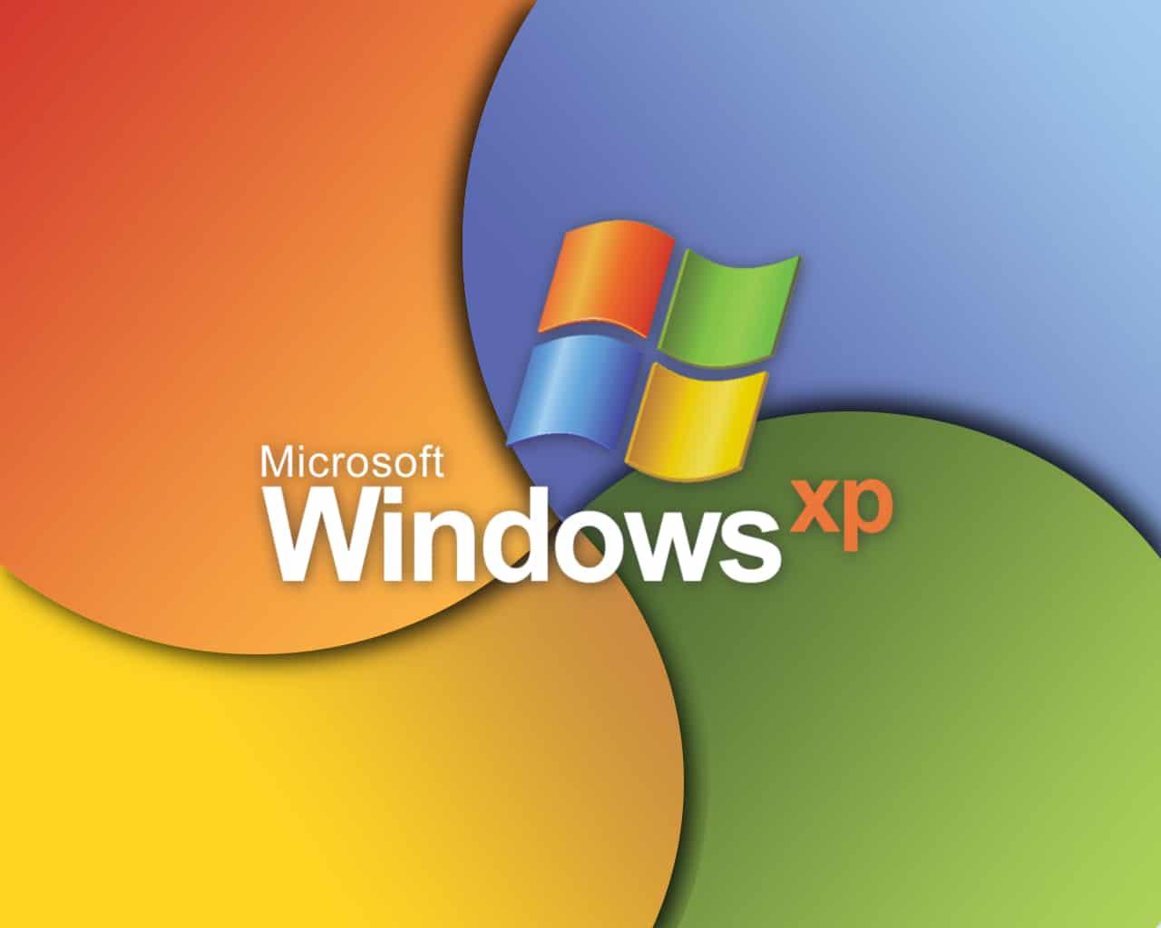 Windows XP fue lanzado hace más de 10 años. El 25 de octubre de 2001.
