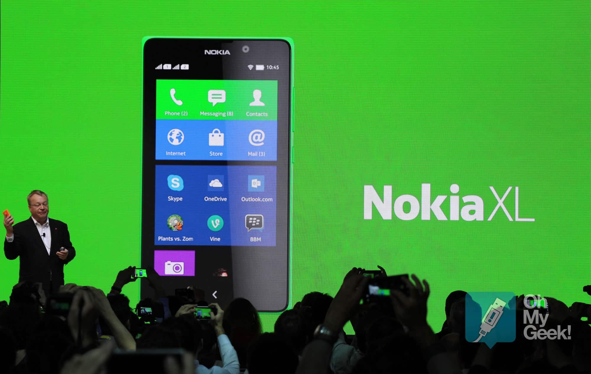 Nokia XL fue uno de los best sellers en la promoción de JD.com.