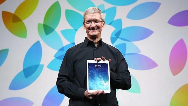 Apple fue el fabricante de tabletas y computadores que más unidades vendió en el cuarto trimestre de 2013.