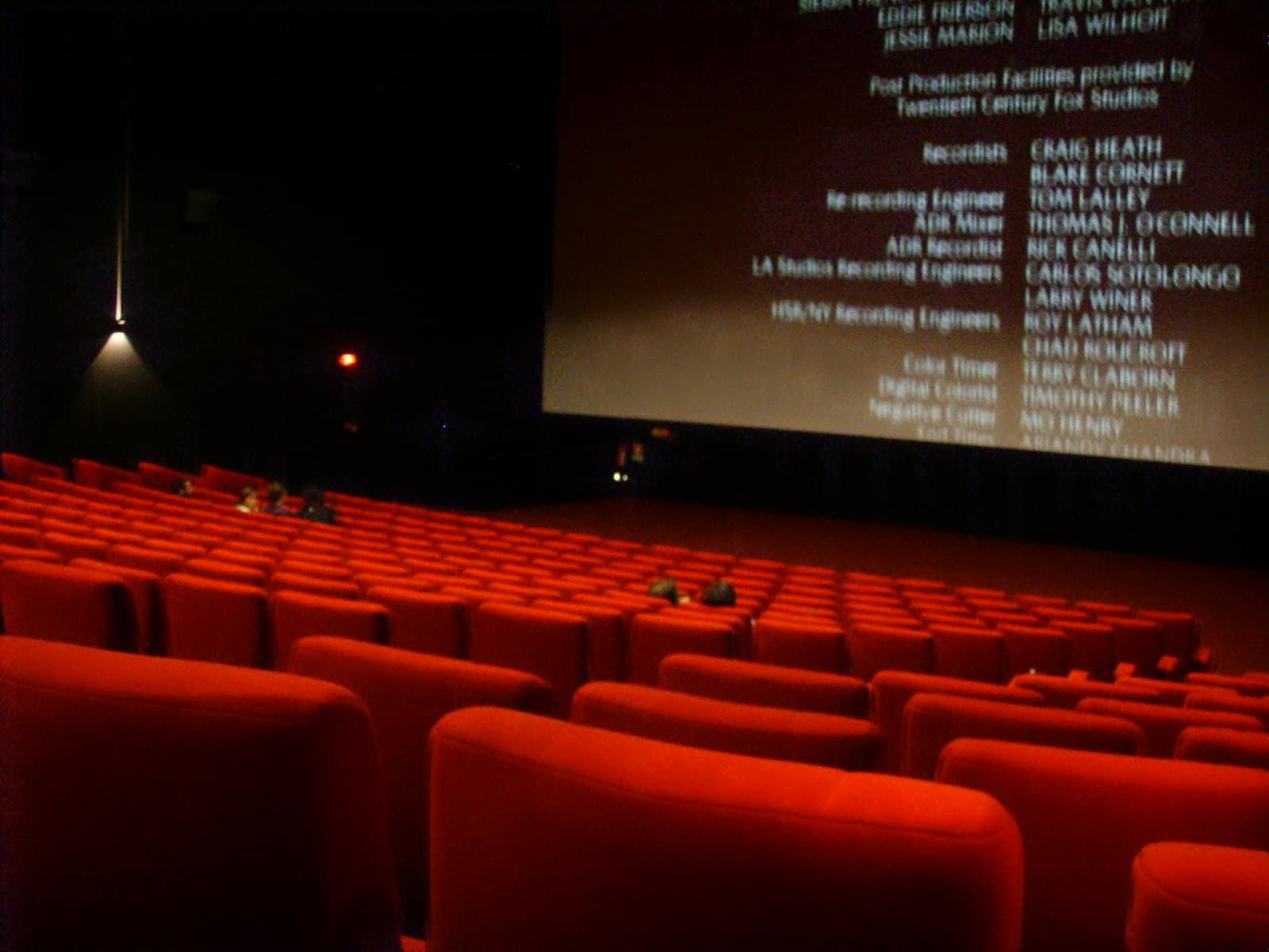 Las salas de cines empezarán a mostrar en sus pantallas tuits de sus espectadores.