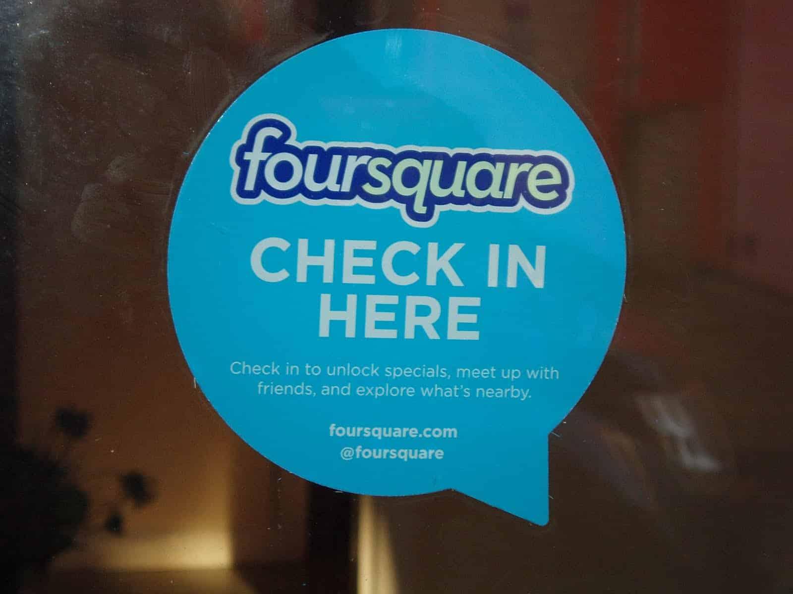 Microsoft tendrá acceso a datos de los usuarios de Foursquare que el resto del público no tiene.
