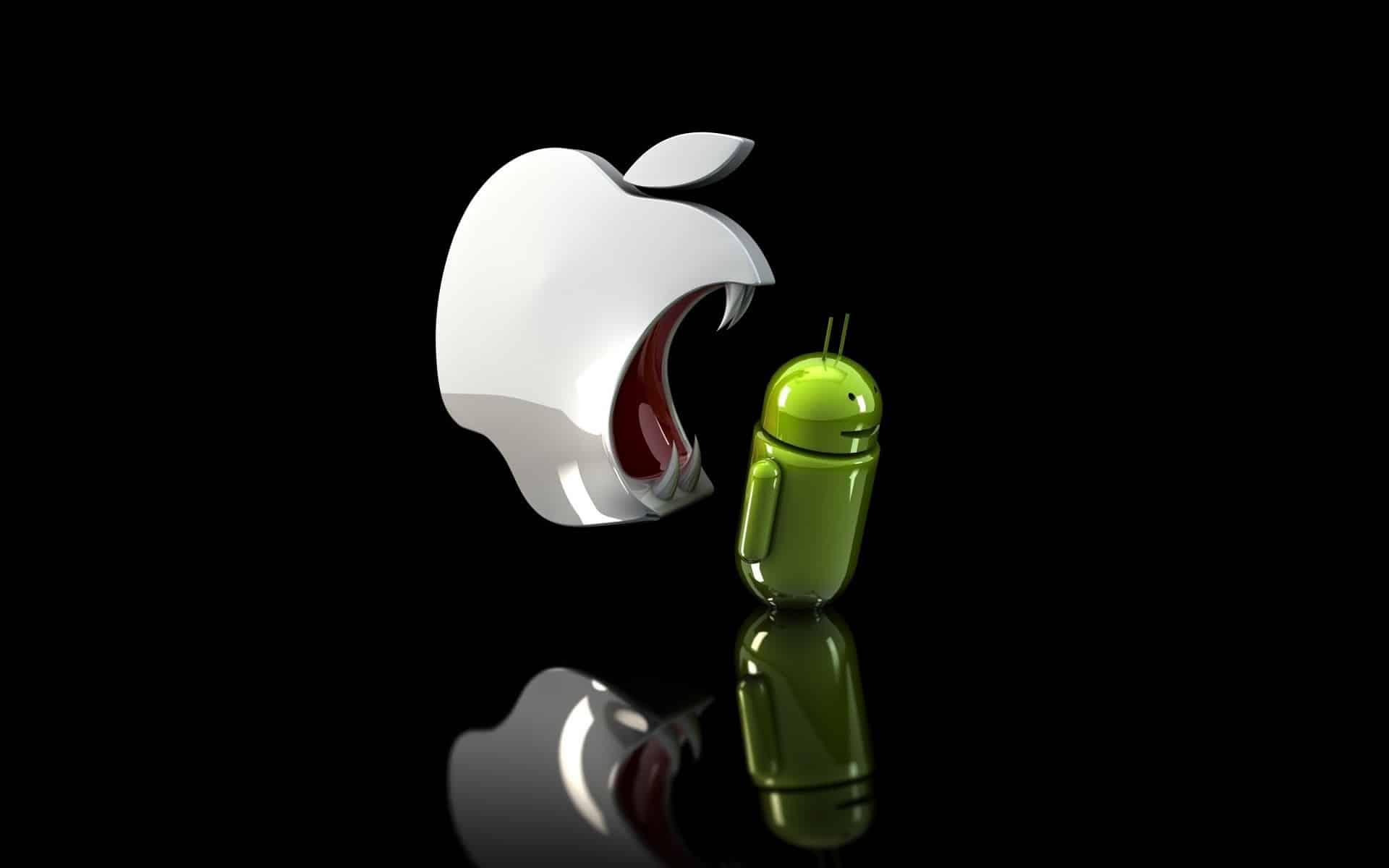 En el cuarto trimestre de 2013, iOS superó a Android en Estados Unidos.
