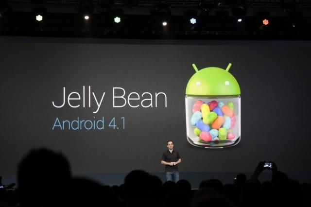 Jelly Bean continúa siendo la versión más usada de Android.