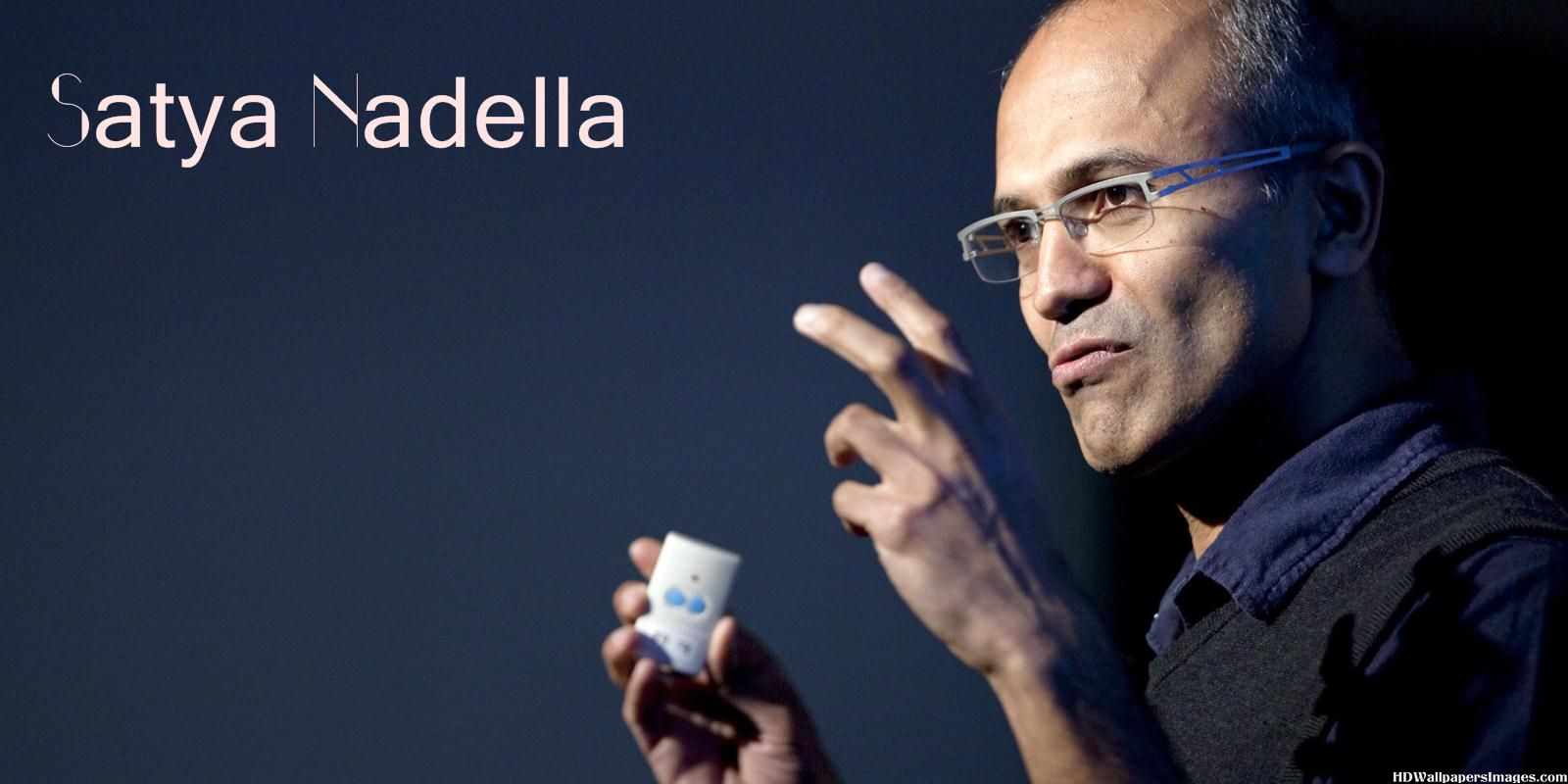 Satya Nadella fue escogido como el nuevo CEO de Microsoft.