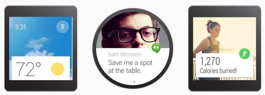 Android Wear busca responder tus inquietudes, además de darte información y ser una bitácora de tus movimientos.