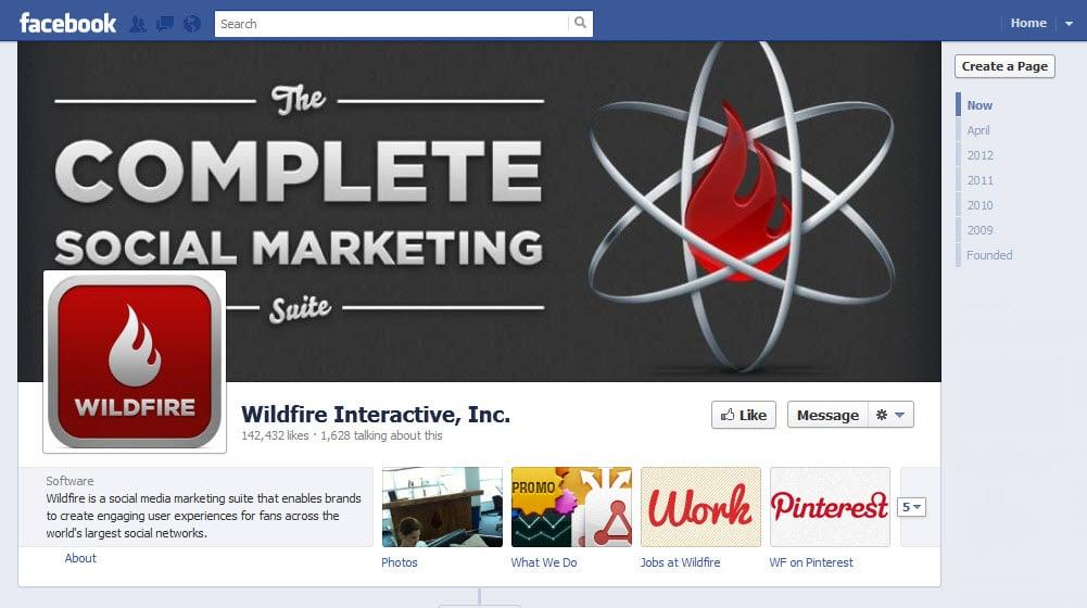 Wildfire pertenecía hace 2 años a Google y se dedicaba a gestionar la publicidad de otras empresas en redes sociales.