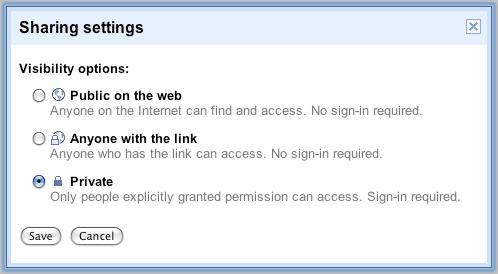 Cualquiera puede crear un documento en Google Docs y dejarlo como público solicitando datos.