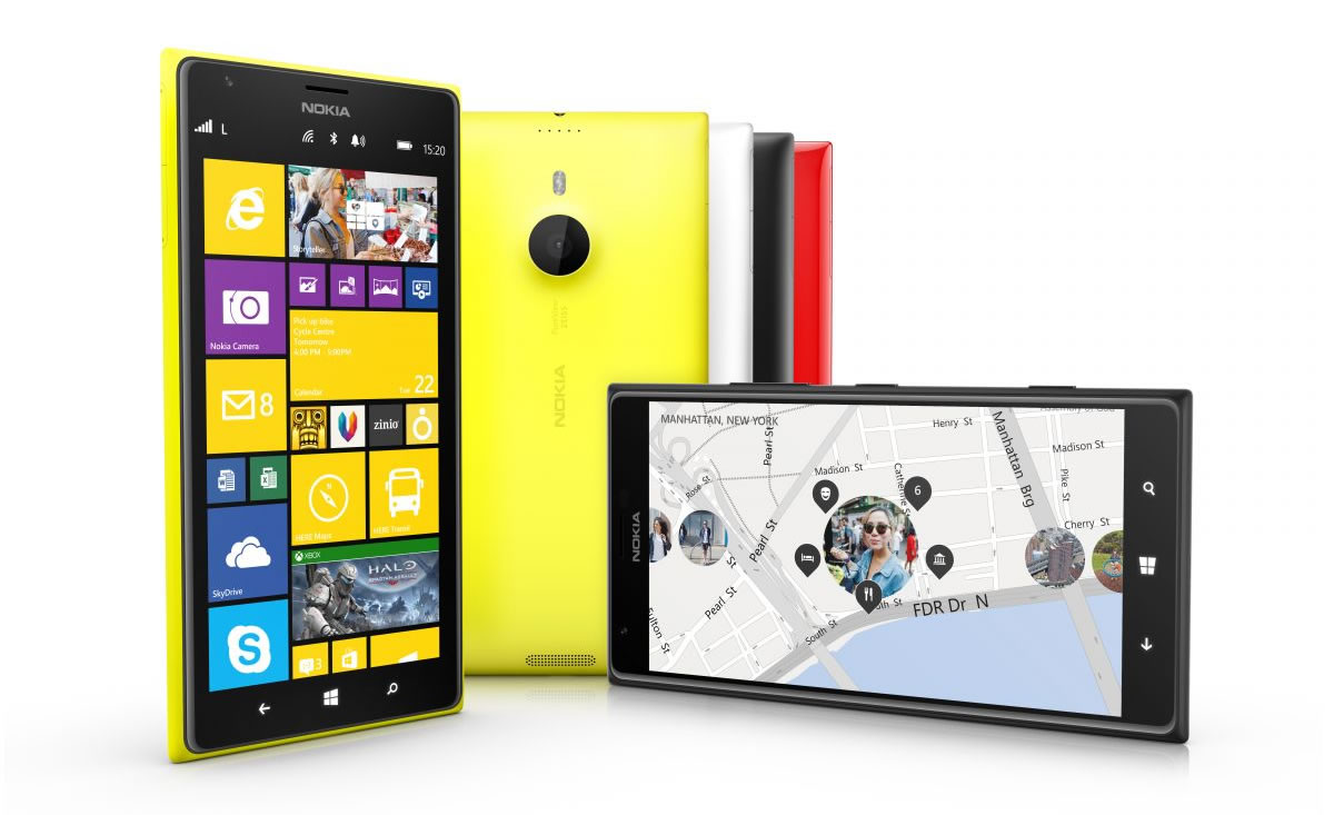 Lumia 1520 Nokia Movistar 02