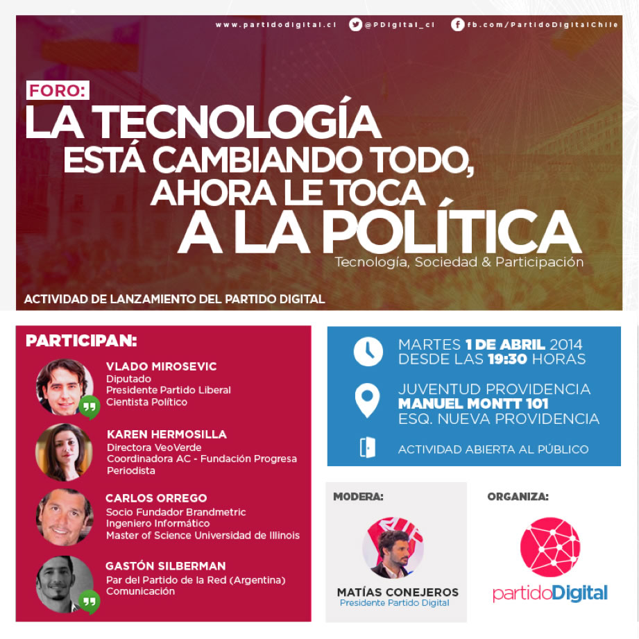 Presentacion Partido Digital (Chile)