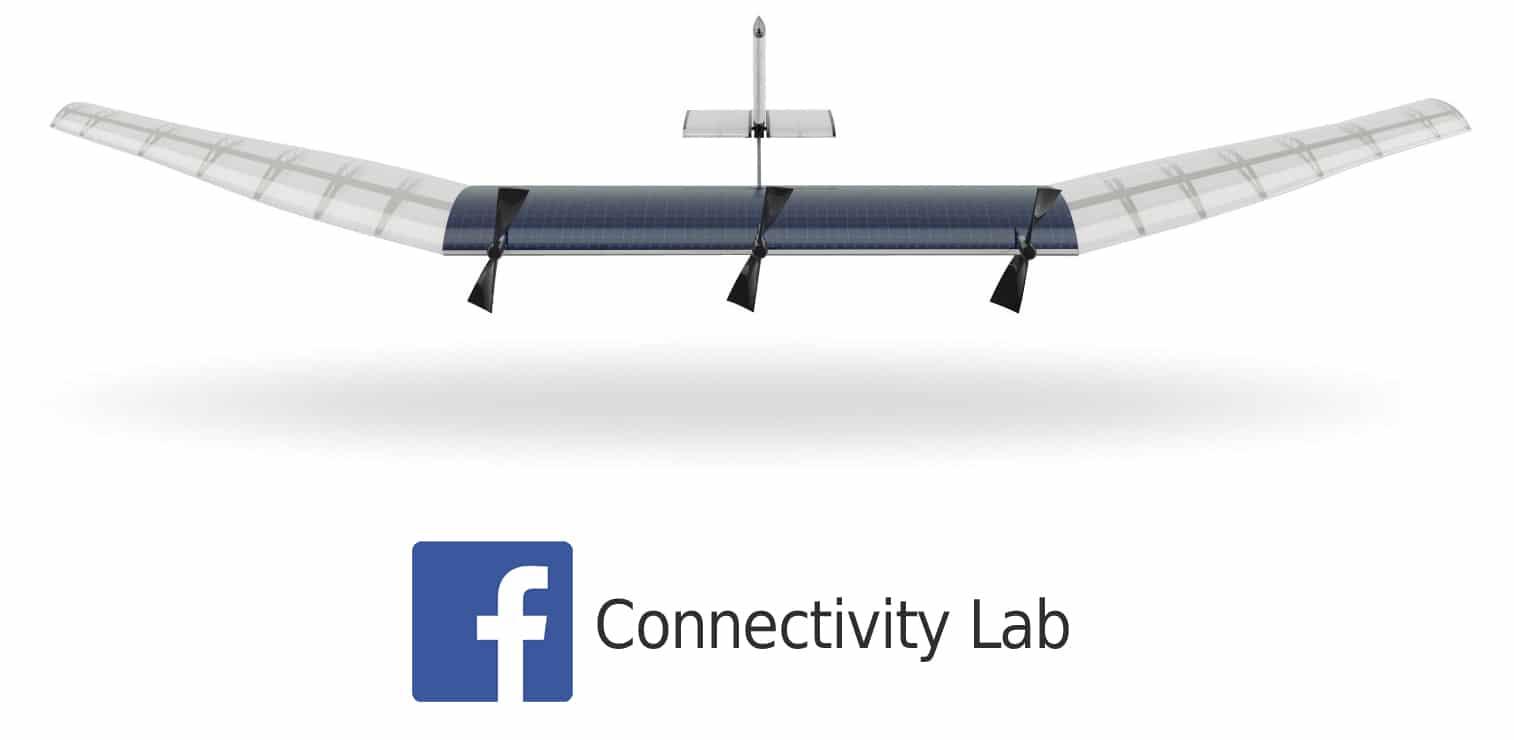 Facebook anunció que se unirá al proyecto Connectivity Lab.