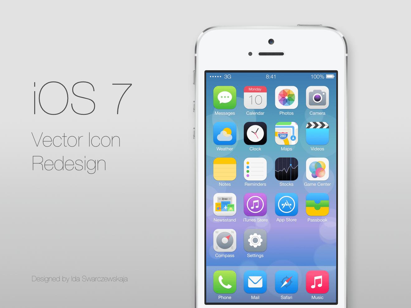 iOS 7 ha tenido una gran aceptación y el 85% de los usuarios de Apple lo adoptó como su sistema operativo.
