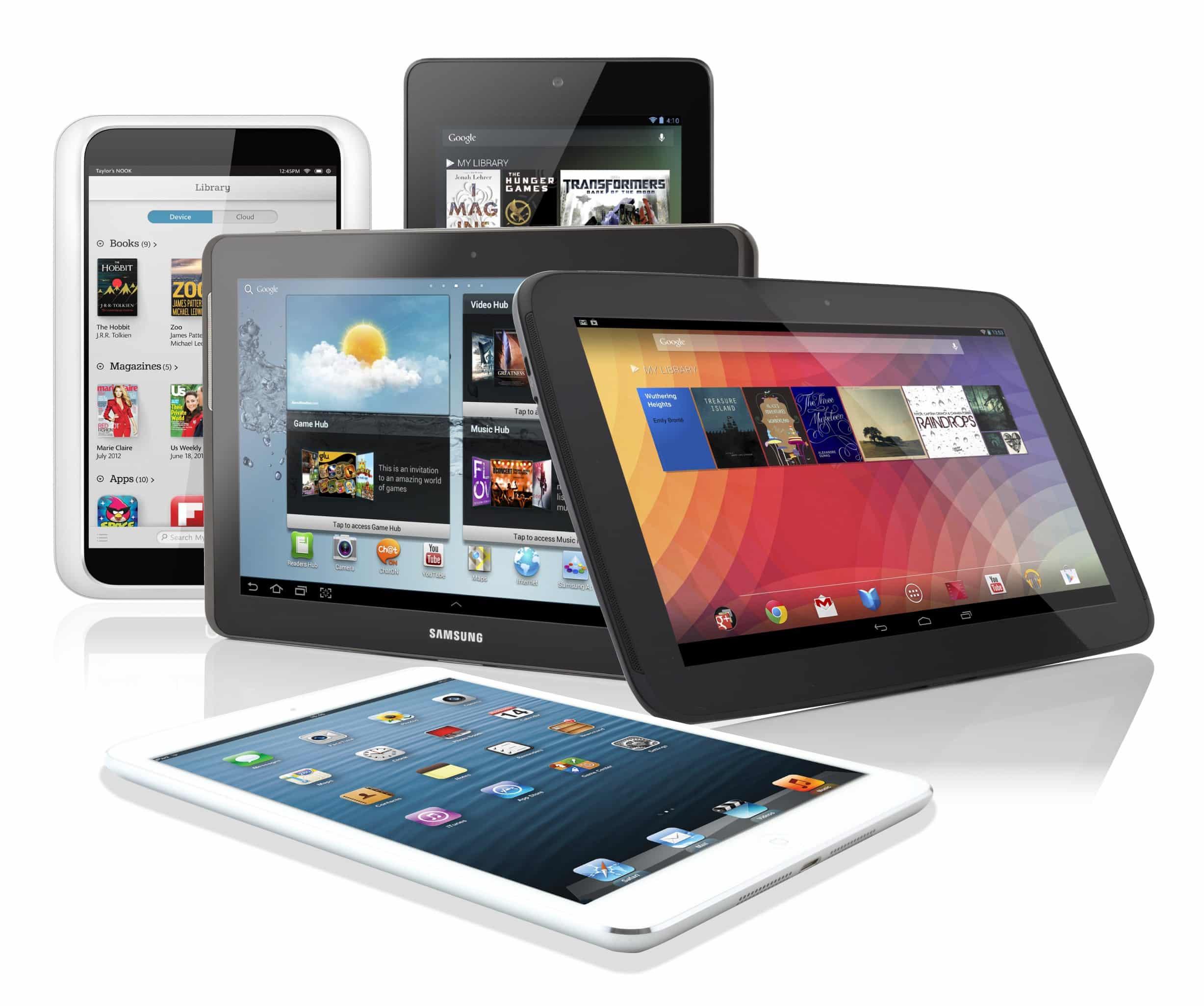 En 2013 las ventas de tablets aumentaron un 68% llegando a comercializar casi 200 millones de dispositivos.