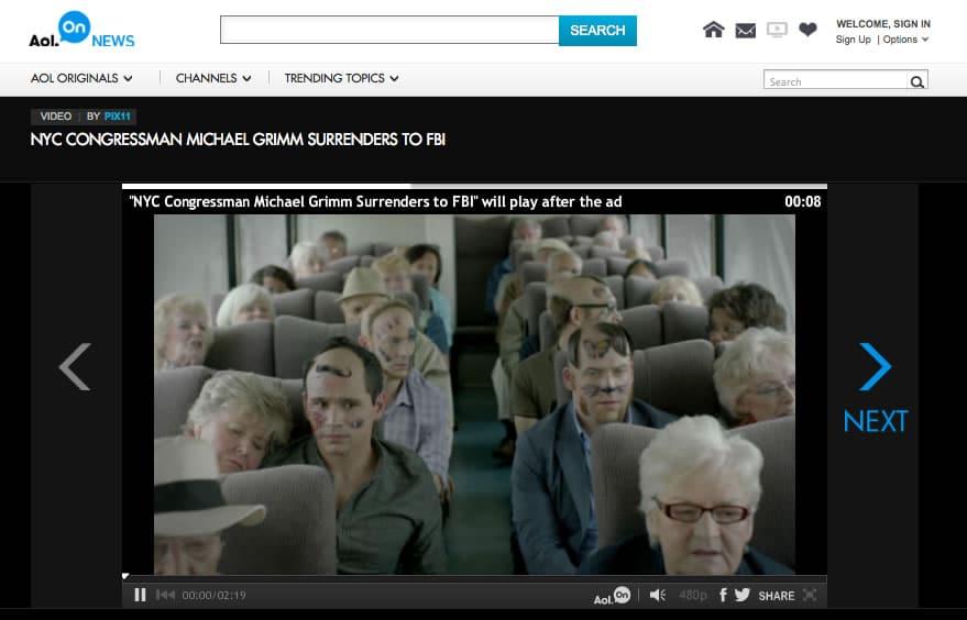 AOL entregará a Microsoft más de 900 mil contenidos para su distribución.