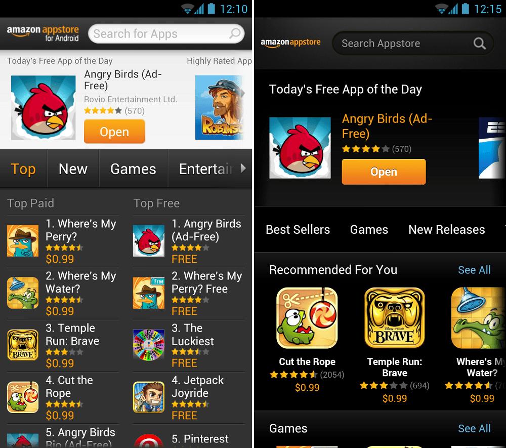 Amazon Apps ha superado sus propias expectativas y ya cuenta con 200 mil aplicaciones.