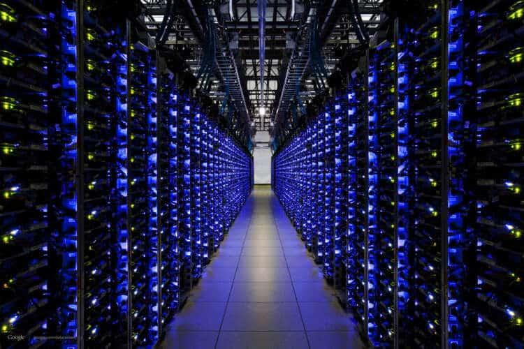 Las máquinas de los centros de datos son idóneas para ocupar este tipo de hardware.